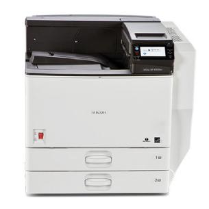 Ricoh, SP8300DN, A3, Mono, 50PPM, Duplex, Laser, Printer,