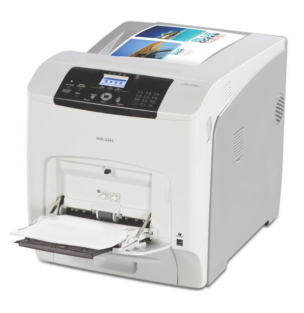 Ricoh, SP, C435DN, A4, 35PPM, 550Sheet, Colour, Laser, printer,