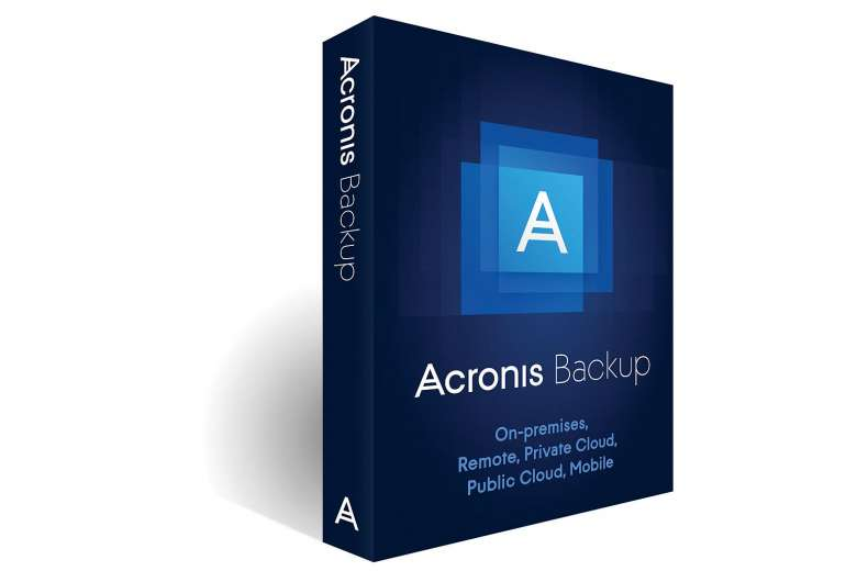 Acronis, 12, Backup, Subscription, for, One, Server, for, 1, Year, (Subscription, only),