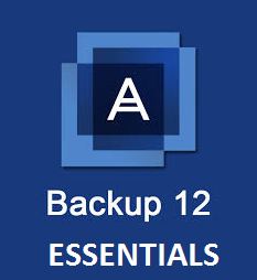 Acronis, Backup, 12, Server, Essentials, 1, Year, Subscription, for, 1, Server, (Subscription, Only),