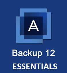 Acronis, Backup, 12, Server, Essentials, License, for, 1, Server,
