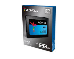 ADATA, SU800, 128GB, Solid, State, Drive, Solid, State, Drive, (SSD), 2.5, SATA, III, Read/Write, up, to, 560MB/s, &, 520MB/s,