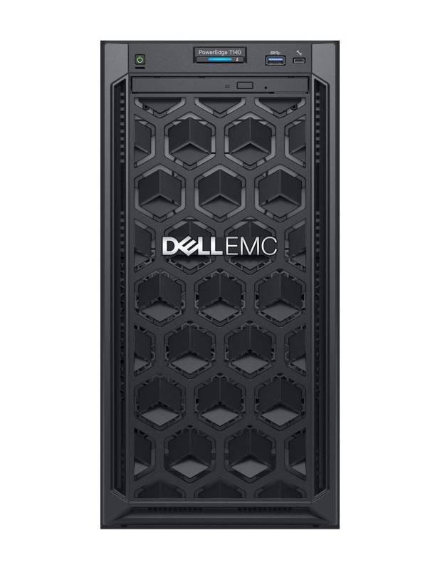 Dell, PE, T340, TWR, E-2124, 8GB, 1TB, SATA,