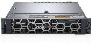 DELL, R540, 2U, SILVER, 4210R(1/2), 16GB(2/16), 1TB, SATA, 3.5(1/8), 495W(1/2), H730P, 3Y, NBD,