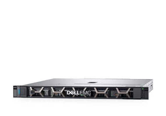 DELL, R240, 1U, E-2124(1/1), 8GB(1/4), 1TB, HDD, 3.5(1/4), 250W(1/1), H330, 1Y, NBD,