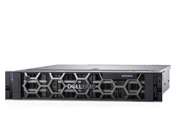 DELL, R540, 2U, SILVER-4208(1/2), 16GB(2/16), 1TB, SATA, 3.5(1/8), 495W(1/2), H740P, 3Y, NBD,