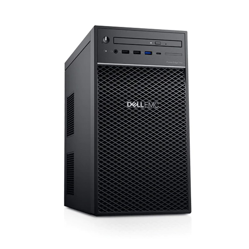 DELL, T40, Tower, with, E-2224G, processor, and, 16GB, MEMORY,