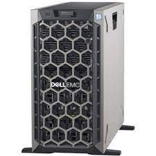 DELL, T340, tower, server, with, E3-2124, processor, and, 16GB, RAM,