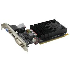 EVGA, NVIDIA, Geforce, PCIE, GT730, LP, (700MHz, GPU), 2GB, DDR3, 128Bit, 1400MHz, 2H, Single, Slot, 1xFan, ATX/Low, Profile,