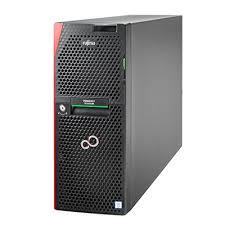 "Fujitsu, TX2550, M5, XEON, Silver, 4208, 8C, (1/2), 16GB, DDR4, -2933, R, ECC, (1/24), 2.5"", SATA/SAS, (0/8), EP420i, IRMC, 800W,"