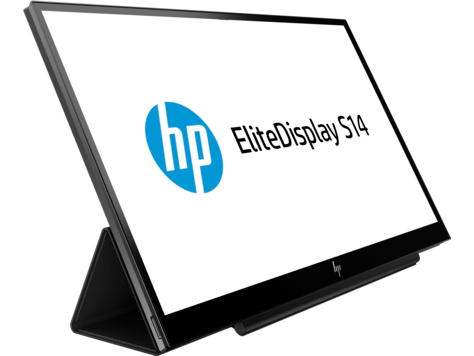 Hewlett-Packard, S14, 14IN, PORTABLE, DISPLAY,