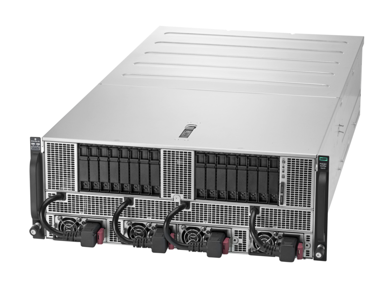 Apollo, 6500/XL270D, High, Performance, Compute, system, with, dual, 8268, providing, 48, cores, at, 2.9GHZ, 1TB, RAM, 3, *, 1.6TB, SAS, S,