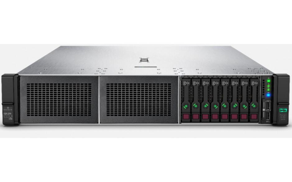 HPE, DL380, Gen10, 4214R, 1P, 32G, NC, 8SFF+32GB+800W,