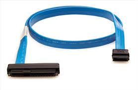 HP, Enterprise, ML30, Gen10, Mini, SAS, Cable, Kit,
