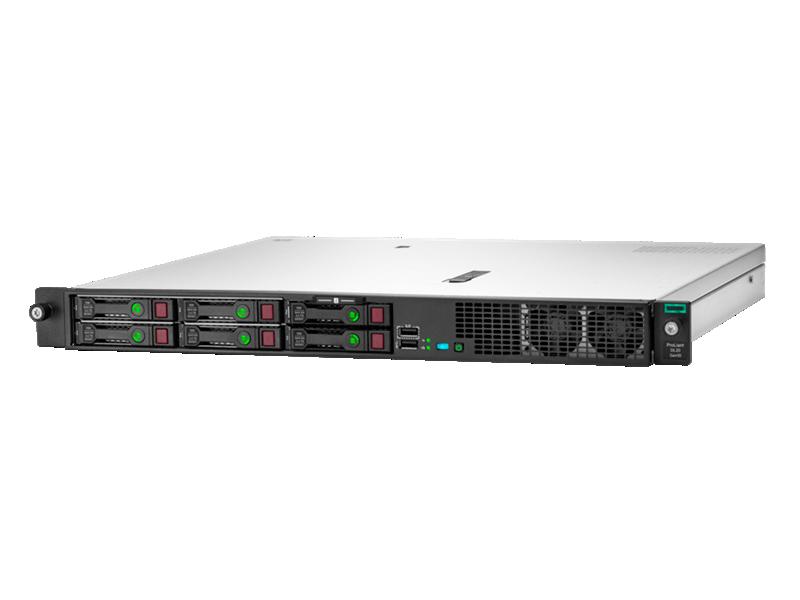 HP, Enterprise, E, DL20, Gen10, E-2236, 1P, 16G, 4SFF, Svr,