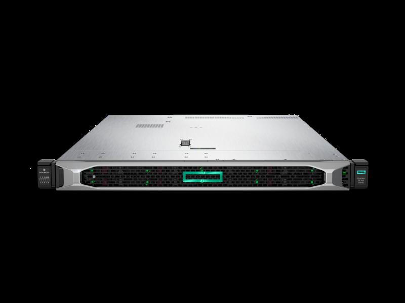 Rack Mounted/HP Enterprise: HPE, DL360, Gen10, 4208, 1P, 16G, 8SFF, Server,