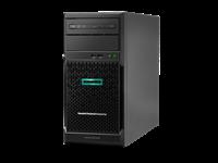 ML30, Gen10, with, 4, core, E-2124, processor, 8GB, RAM, 4, *, LFF, Non, Hot, Plug, Drive, Bays, and, S100i, controller,