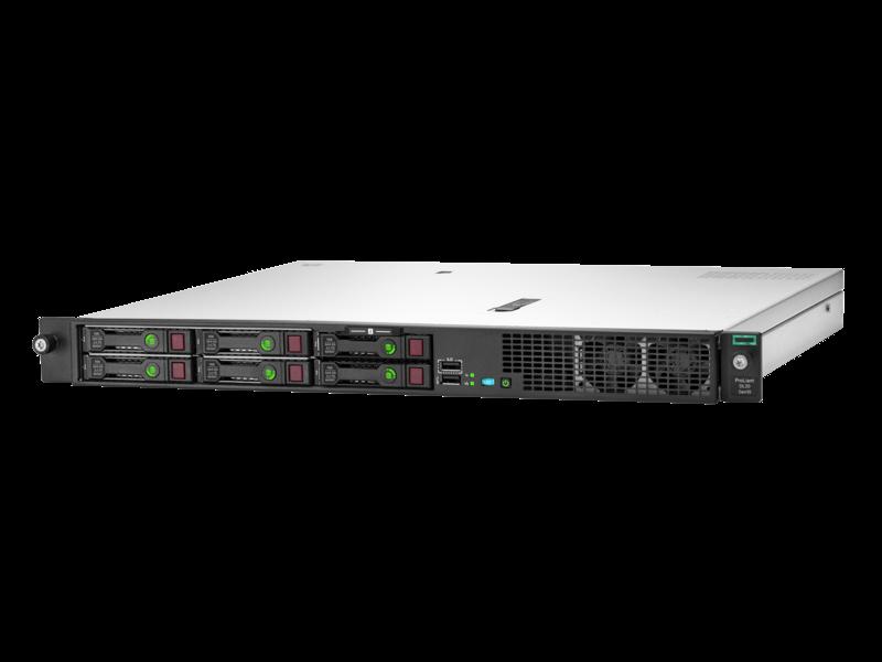 HPE, DL360, Gen10, 4210, 1P, 16G, 8SFF, Server,