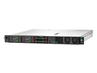 DL20, Gen10, with, E-2134, (4, core), 16Gb, RAM, and, S100i, controller, with, 4, SFF, drive, bays,