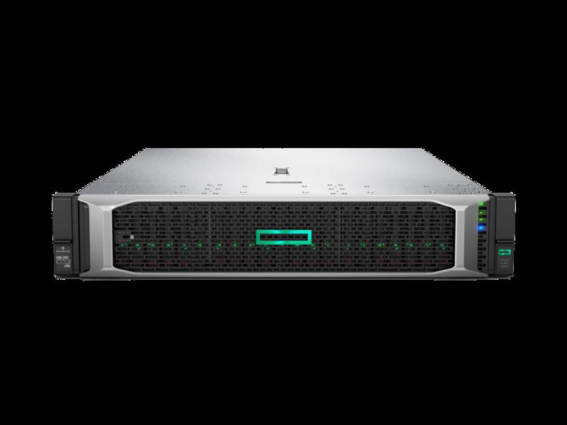 Rack Mounted/HP Enterprise: HP, Enterprise, E, DL380, Gen10, with, dual, 5218, 8SFF, and, 64GB, RAM,