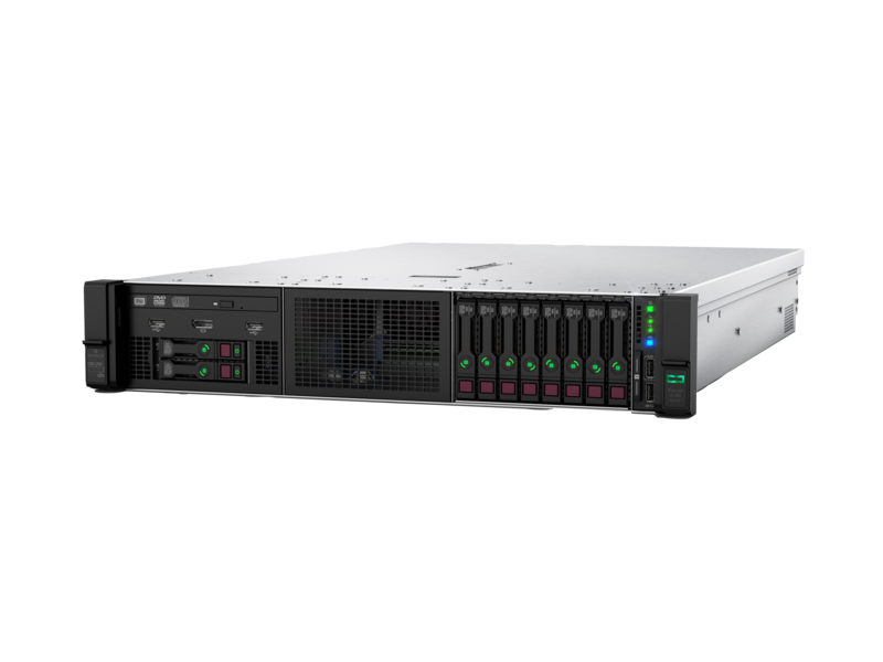 HPE, DL380, Gen10, 4208, 12LFF, Ety, WW, Server,