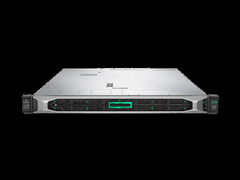HPE, DL360, Gen10, 4208, (1/2), 16GB(1/12), SATA/SAS-2.5(0/8), P408i, NOCD, RACK, 3Y+, X-Mini, Speaker,