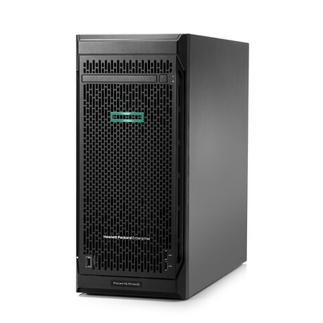 Tower/HP Enterprise: ML350, GEN10, with, 4210R, 10, core, processor, 16gb, 8SFF, drive, bays,