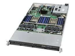 INTEL, B/BONE, SERVER, 1RU, CPU-3647(0/2), DIMM(0/24), 3.5(0/4), 1100W(1/2), 10GbE(2), 3YR,