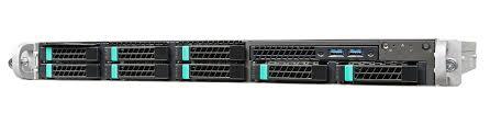 Intel, Barebones, (No, processor, or, RAM), Server, 1U, Rack, 3year, Warranty,