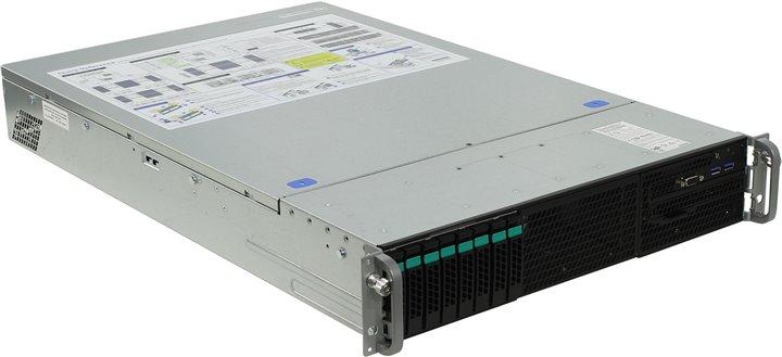 Intel, B/BONE, Server, 2RU, CPU-2011(0/2), DIMM(0/24), 2.5(0/8), 1100W(1/2), 10GbE(2), 3Year, Warranty,