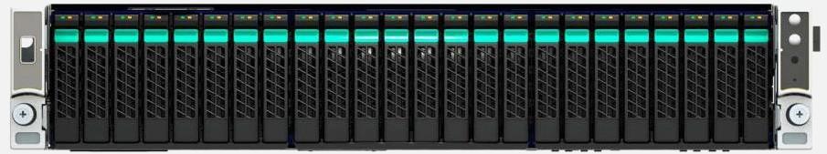 Intel, 2U, Server, 4114(1/2), 32GB(2/24), 3.5(0/8), HW, RAID, RPS, RMM, 3Year, Warranty,