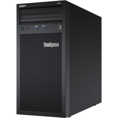 Lenovo, ThinkSystem, ST50, 4U, Tower, Server,