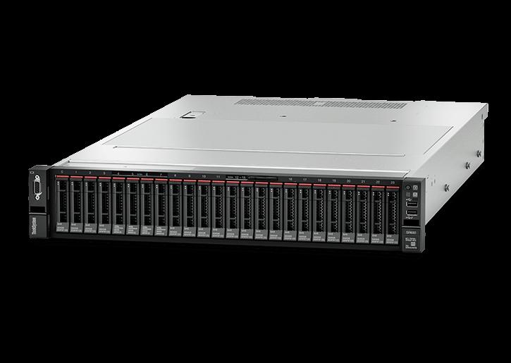 LENOVO, SR650, SILVER, 4208, 8, Core, (1/2), 16GB(1/24), 2.5, HS(0/24), SR930, 750W(1/2), 3YR,