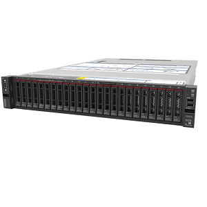 Lenovo, SR650, with, SILVER, 4110, 8, Core, processor, 16GB, RAM, 8X2.5, bays, and, HS, 750W, power,