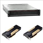 Lenovo, SR650, High, Performance, Server, Dual, 6240, (36, cores, at, 2.6ghz), 256GB, RAM, 3, *, 800GB, SSD, 2, *, 1600W, and, dual, V100, 3,