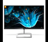 Philips, E-Line, 276E9QJAB, 27, Inch, 75Hz, FHD, Wide-Colour, IPS, FreeSync, Monitor,