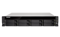 TS863XU-4G, NO, RAIL, 1U, RACK, Network, Attached, Storage, GX-420MC, 2.0GHZ, AMD, CPU, 8X, SATA, Disk, 4gb,
