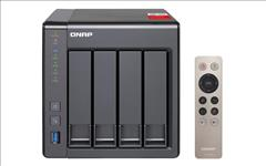 Bundle, QNAP, TS-451PLUS-2G, 4BAY, Network, Attached, Storage, WITH, SEAGATE, IW, 16TB(4, X, 4TB), Disk, (ST4000VN008),