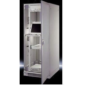 Rittal, Ts8, Corporate, Rack, -, 600, x, 1000, x, 42U, -, Grey,