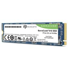 Seagate, BARRACUDA, 510, 256GB, M.2, PCIE, G3, X4,