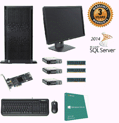 Tower/Serverguys: Serverguys, -, MAKE, IT, EASY, -, Our, Advanced, Server, with, SQL, Database,