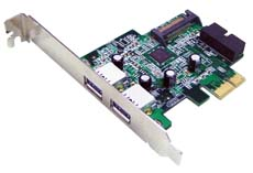 Shintaro, USB3.0, PCI-e, 3, x, Port, Card,