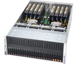 4U, Dual, Processor, (total, 64, core), system, 512GB, up, to, 8, double, width, GPUs,