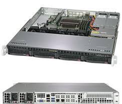 Supermicro, SuperServer, 5019C-MR, 1U, Rackmount, Barebones, Single, Socket, LGA1151, 4, DIMM, SLOTS, 4, x, 3.5, HOT, SWAP, 1, x, M.2,