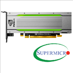 SuperMicro, nVidia, Tesla, T4, 16GB, GDDR5, PCIe, 3.0, x16, --, Passive, Cooling, Single, Slot, Engery, Efficient, 70, Watt, Low, Profil,