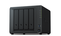 Synology, Bundle, -, DS918+, x, 1, Network, Attached, Storage, +, Seagate, Ironwolf, 6TB, HDDs, x, 4,