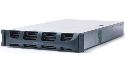 SnapServer, XSR120, with, 6, x, 6TB, Network, Attached, Storage, HDDs, –, 12-Bays, 2U, Rackmount,