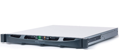 SnapServer, XSR40, with, 4, x, 4TB, Enterprise, HDDs, –, 4-Bays, 1U, Rackmount,