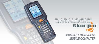 Datalogic, SKORPIO, 000-902, MIN+ALP,