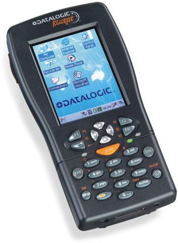 Datalogic, J-SER, PDA, WIFI, CE, BT, FNC,